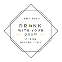 Drink With Your Dog Class Instructor Logo