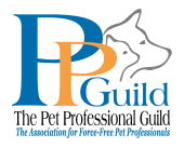 Pet Professional Guild Logo